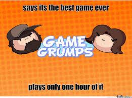 Game Grumps Memes - game grumps logic by erickt213 meme center