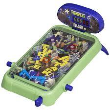 teenage mutant ninja turtles super pinball toys r us