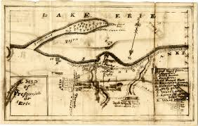 A Map Of Pennsylvania by John Widney U201ca Map Of Presque Isle Or Erie U201d May 13 1813 Map