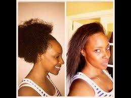 keratin treatment on black hair before and after zelo hair straightening keratin on african american hair youtube