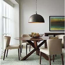 dining table pendant light black half round pendant light over dining table home interiors