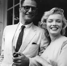 marilyn monroe and arthur miller married at westchester house