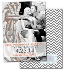 Nautical Save The Date Tying The Knot Nautical Save The Date