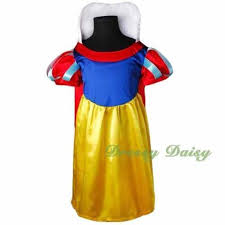 fc001 snow white princess cartoon character fancy dresses up