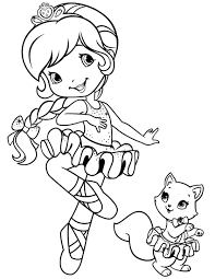 strawberry shortcake coloring pages to print strawberry shortcake coloring page eboş pinterest disney