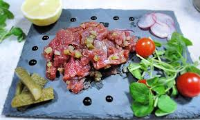 tartare cuisine tuna tartare recipe cuisine fiend