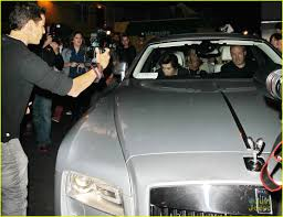 roll royce rod harry styles dinner with rod stewart photo 555799 photo