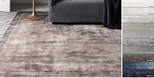 contemporary rugs rh