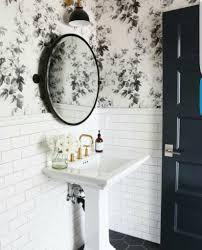 bathroom round mirror circular style the top 5 round mirrors styleophileuk