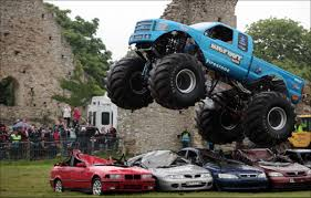 bigfoot monster truck museum monster truck mayhem as bigfoot and co roar in for truckmania at