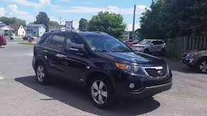 suv kia 2013 2013 kia sorento ex luxury youtube