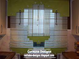 designer kitchen curtains curtain designs