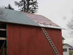 Pole Barn Roofing Insulating A 20x20 Carriage Barn Shop