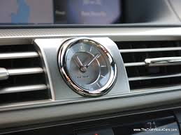 lexus lx commercial song 2013 lexus ls 460 f sport interior dashboard clock picture