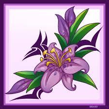 small lily flower tattoos small flower tattoo picture tattoobite com