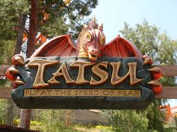 Six Flags Fright Fest California Tatsu Wikipedia