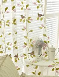 popular pastoral sheer curtains buy cheap pastoral sheer curtains