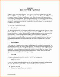 rfp cover letter examples nanny examples of resumes how to write