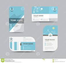 business name card design for corporation card template vector
