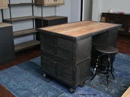 handmade kitchen islands buy a handmade kitchen island work station vintage industrial