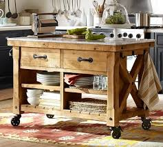 pottery barn kitchen islands rolling kitchen island pottery barn best kitchen island 2017