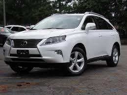 lexus rx 2014 used 2014 lexus rx 350 premium package carolina