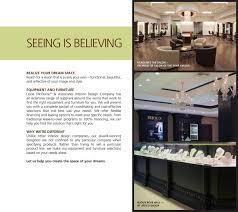 Interior Designer Company Interior Design Jewelry Sawyer Jewelers Leslie Mcgwire On Behance