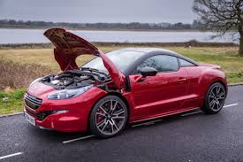 peugeot sports car peugeot rcz r 10 day diary