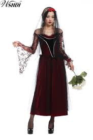 compare prices on halloween wedding dress online shopping buy low