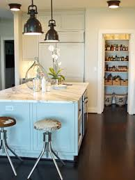 mesmerizing round cowhide bar stools for light blue kitchen island
