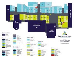 Burlington Mall Map Arrowhead Mall Map Adriftskateshop