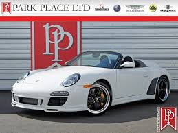 2011 porsche 911 speedster 2 porsche 911 speedster for sale dupont registry