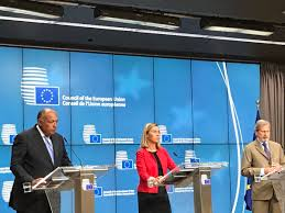 eu and egypt strengthen cooperation in a spirit of partnership