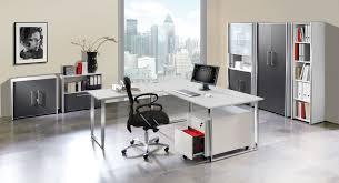 Schreibtisch Mit Kufen Aveto Winkelkombination Höhenverstellbar Eckschreibtisch