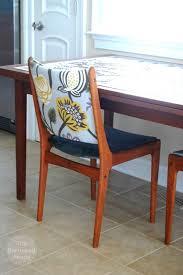 Century Chair Trash To Treasure Danish Modern Dining Chair Refurbish The