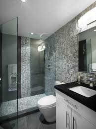black and grey bathroom ideas gray bathroom 1 x 1 tile ideaspreview black and gray bathroom