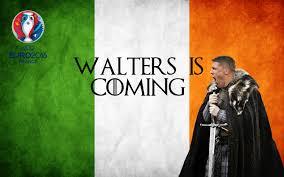 euro 2016 irish flag design ireland