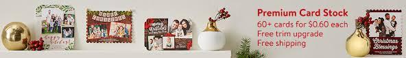 photo greeting cards custom greeting cards walmart photo
