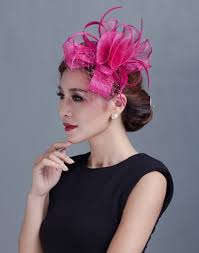 feather hair accessories aliexpress buy fancy races royal wedding hats and