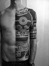 75 blackwork tattoo designs for men bold masculine ink