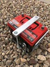 2005 toyota tacoma battery 2005 2017 toyota tacoma auxiliary battery tray grid engineering