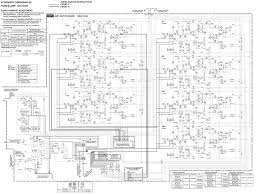component audio amplifier schematic diagram links power carversil