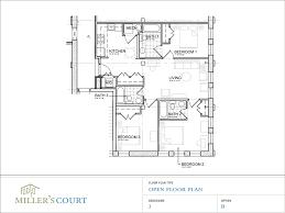 large open floor plans floor plans