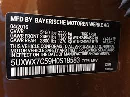Used Tires And Rims Denver Co Used 2017 Bmw X3 Xdrive35i For Sale Denver Co F1224799b