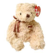 beanie babies online price guide ty beanie baby herschel the bear cracker barrel exclusive 7