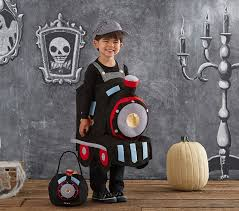 Thomas Train Halloween Costume 2t Toddler Train Costume Pottery Barn Kids