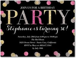 party invitations party invitations combined with