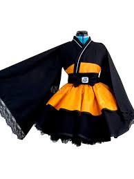 Naruto Costumes Halloween Naruto Uzumaki Naruto Cosplay Costume Version Kimono