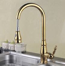 gold kitchen faucets compare prices on gold kitchen faucets shopping buy low