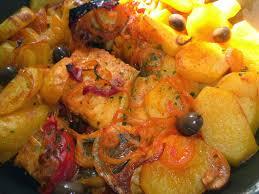 cuisiner la morue à la portugaise morue au four à la portugaise en mode portugal
